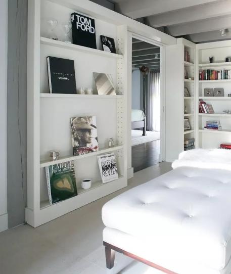 minimalismo librero