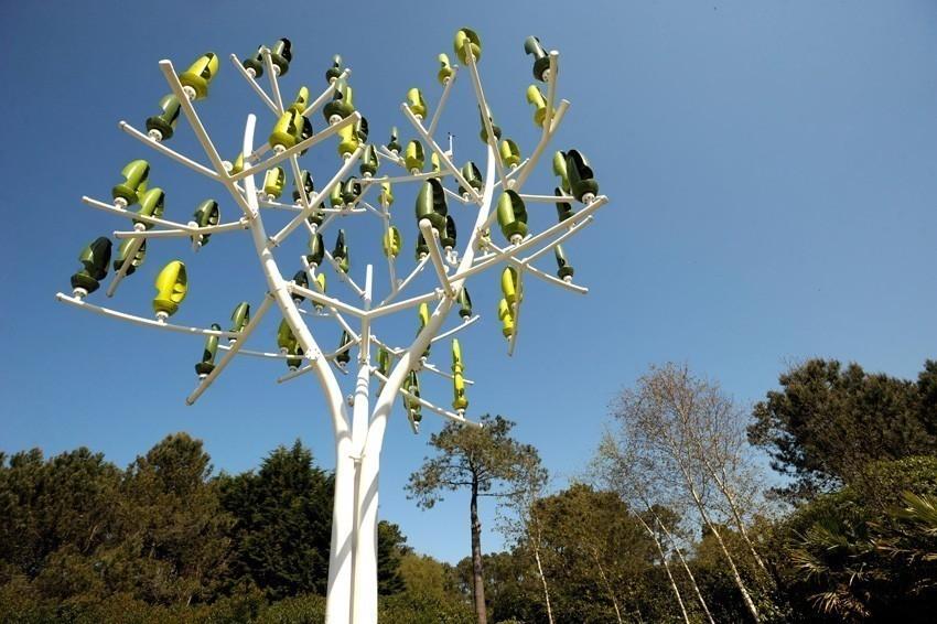 árbol- energia eolica
