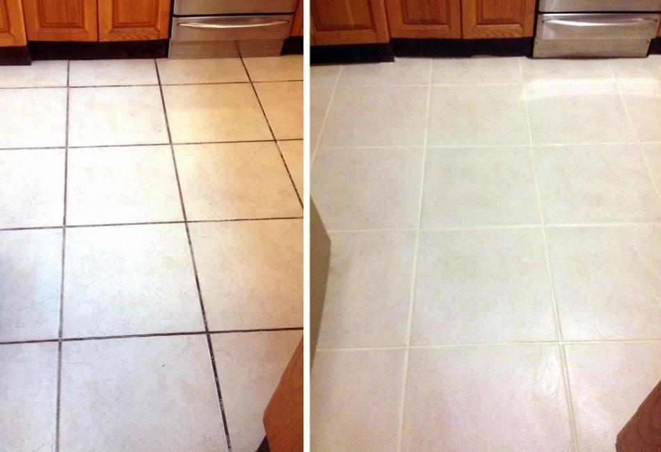 Truco para limpiar las juntas de los azulejos - Como limpiar los azulejos de la cocina muy sucios ...