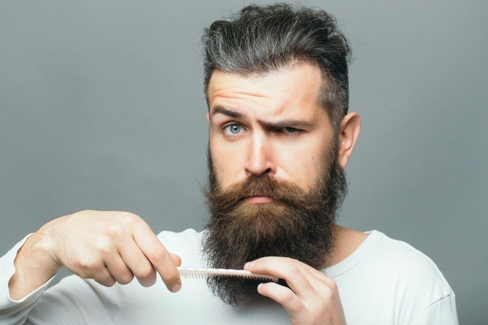 atracción: barba