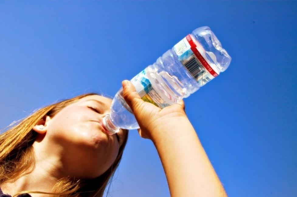 agua, ansiedad y alimentación