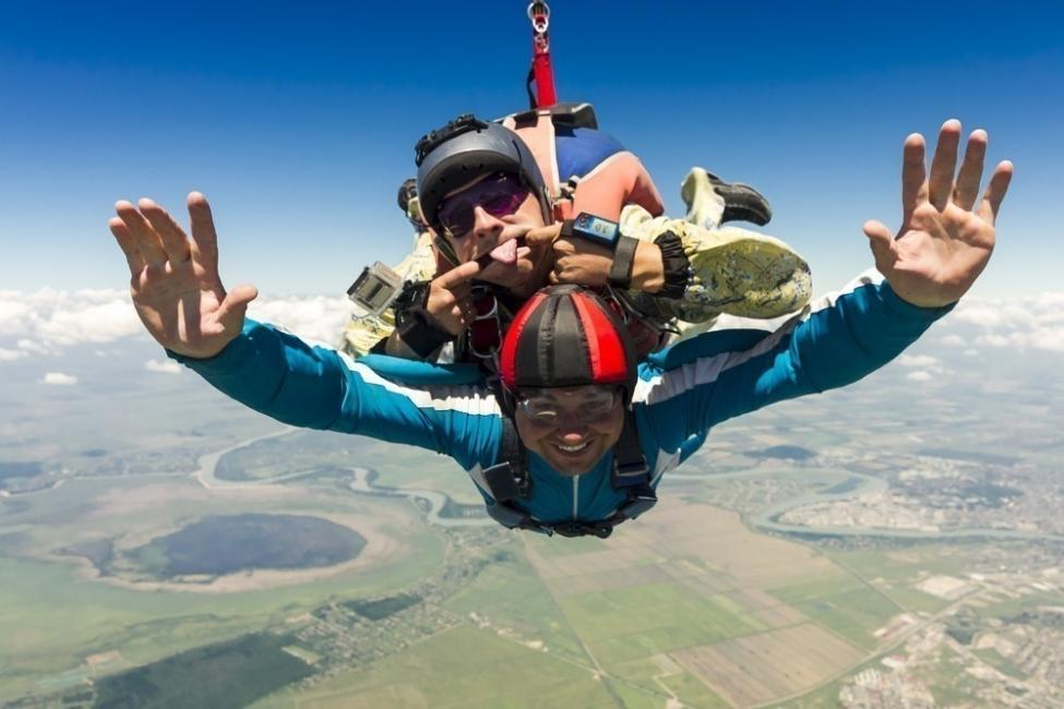 ver la vida de otra manera - volar