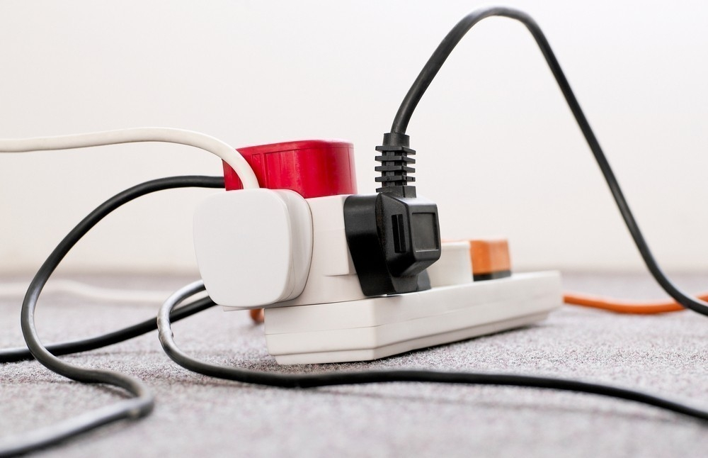 aparatos eléctricos