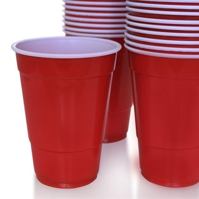 vasos plástico