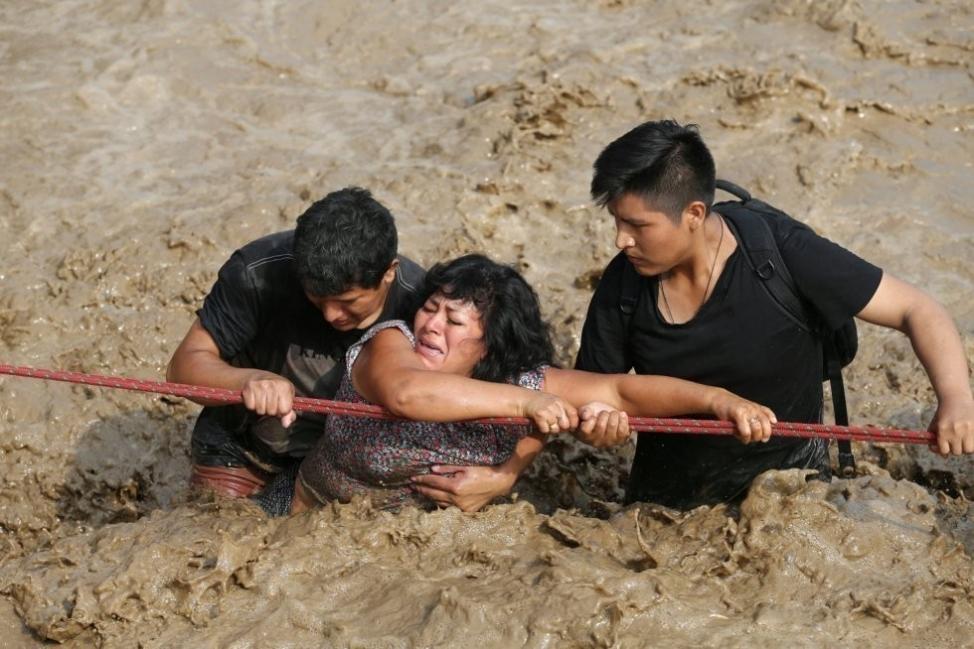 inundaciones en peru