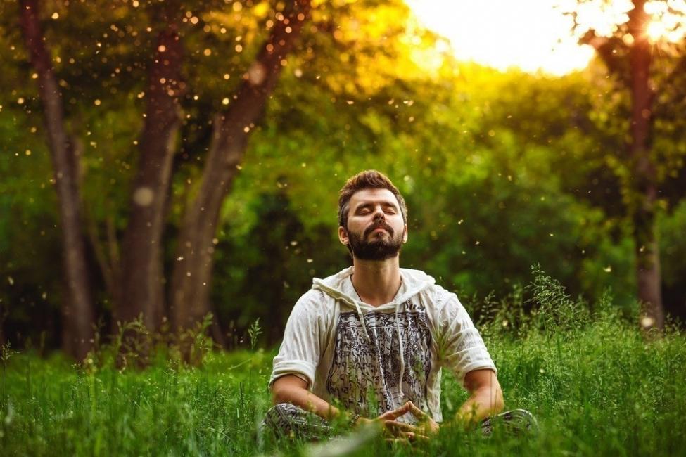 ejercicio meditación