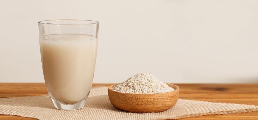 Agua de arroz - para beber