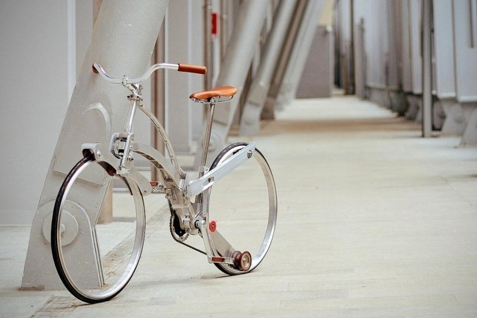 bicicleta plegable praguas