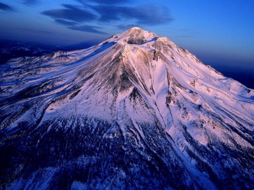 Monte Shasta Estados Unidos