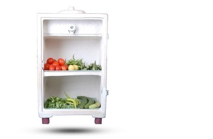refrigerador sin electricidad