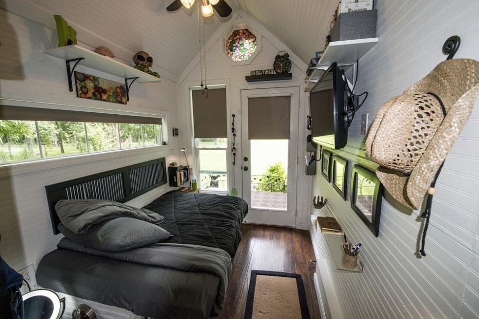 Diminutos hogares felices- interior
