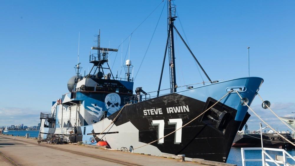 Japón ha utilizado tecnología militar contra Sea Shepherd Conservation Society