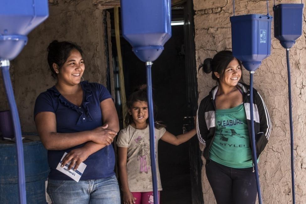 proyecto agua segura- comunidades locales