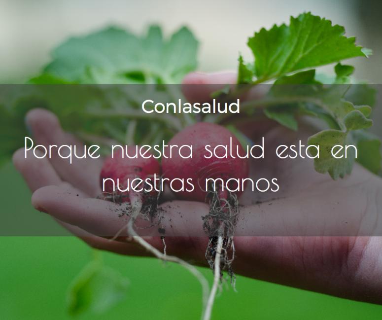 CONLASALUD primer congreso online gratuito de alimentación saludable