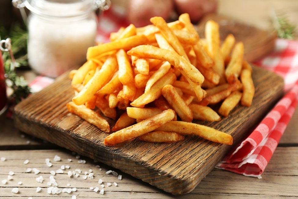 Deshinchar el abdomen - evita los fritos
