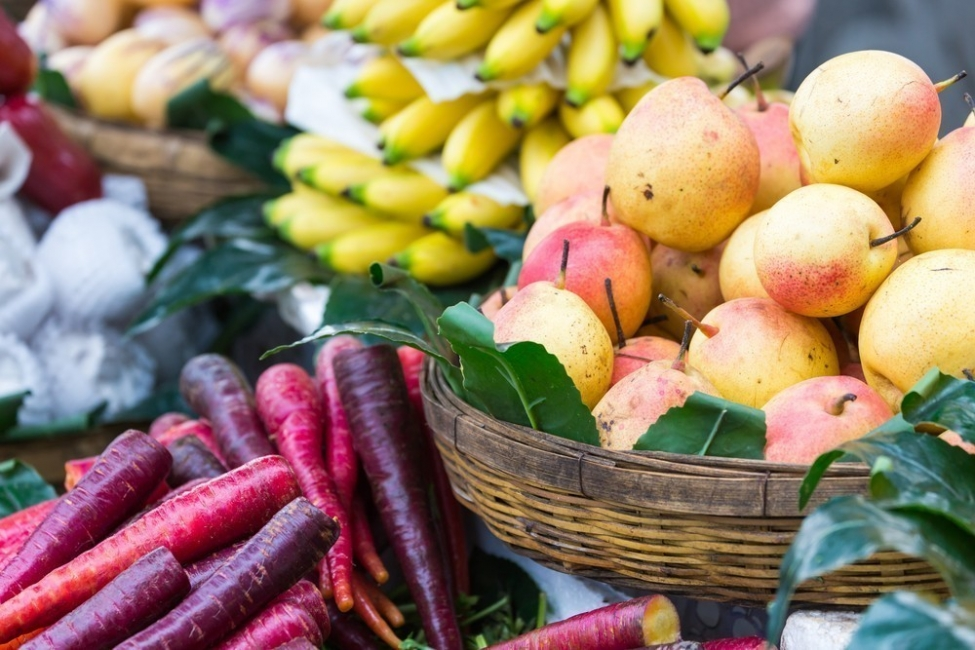 Cómo saber de donde viene la fruta