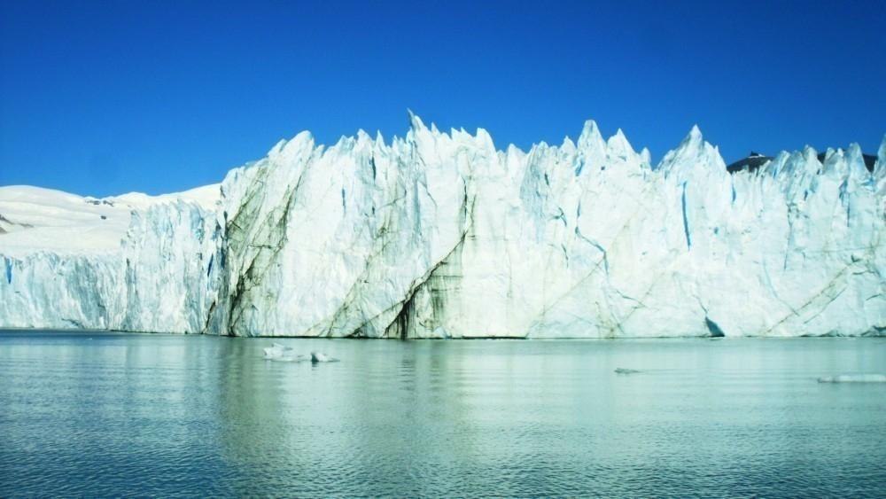 Salvá al Glaciar Perito Moreno - el glaciar perito moreno