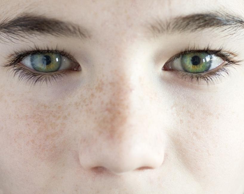 Qué dice el color de tus ojos sobre tí - ojos verdes
