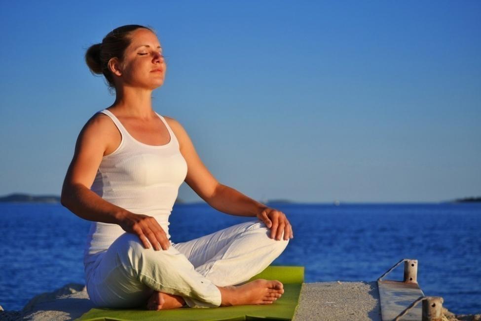 Kapalbhati- ejercicios de respiración yoga