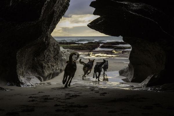 Through_the_cave