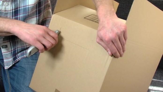 Cómo transportar correctamente los objetos en mudanzas y viajes - cajas