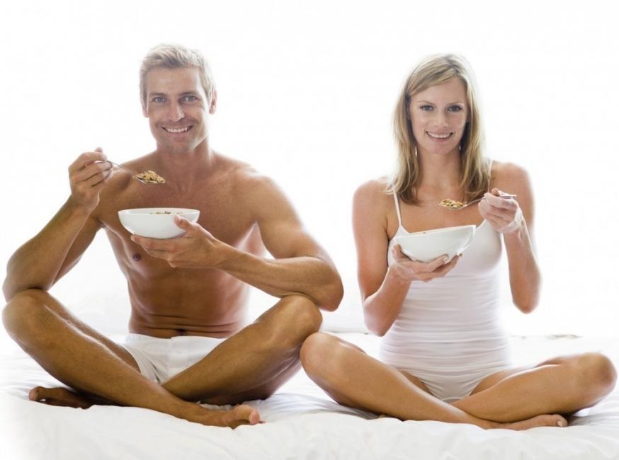 Recetas para bajar de peso y renovar tu energía - pareja