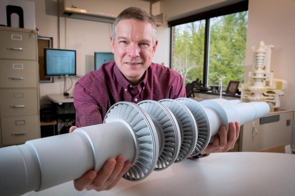 turbina electricidad