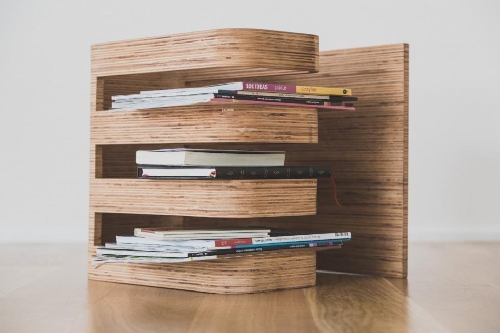 silla Woodieful-  diseño