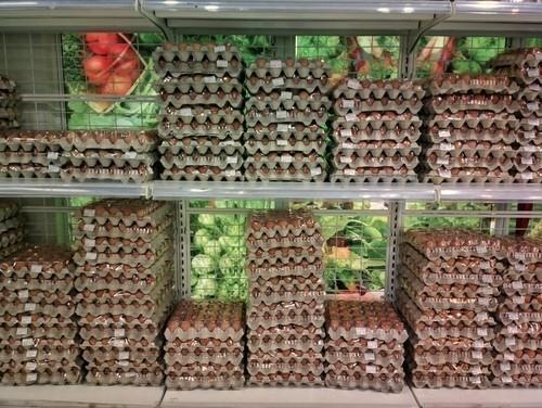 Millones de huevos han sido retirados de los supermercados