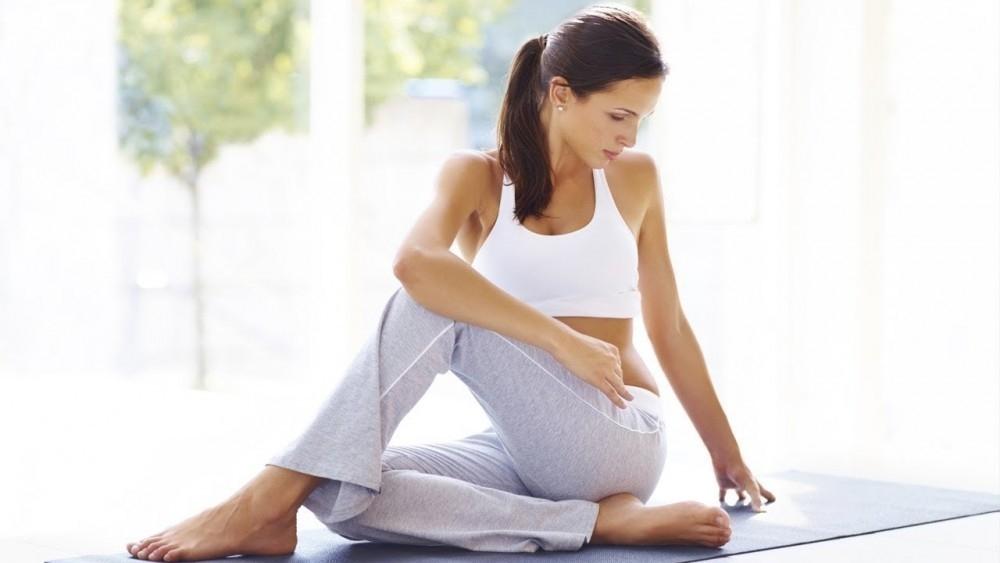 Cómo calmar por completo el dolor de espalda en 7 minutos- torsión