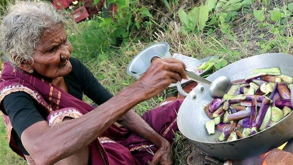 Mastanamma Youtuber 106 años cocinera India