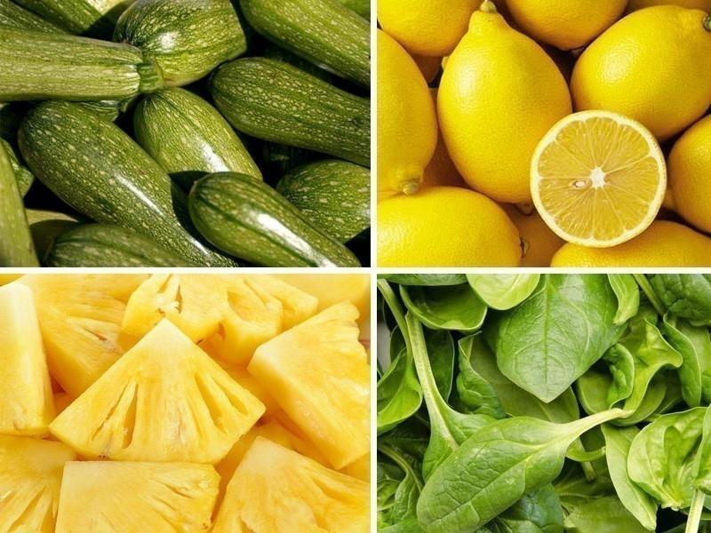 batido verde para reducir el apetito