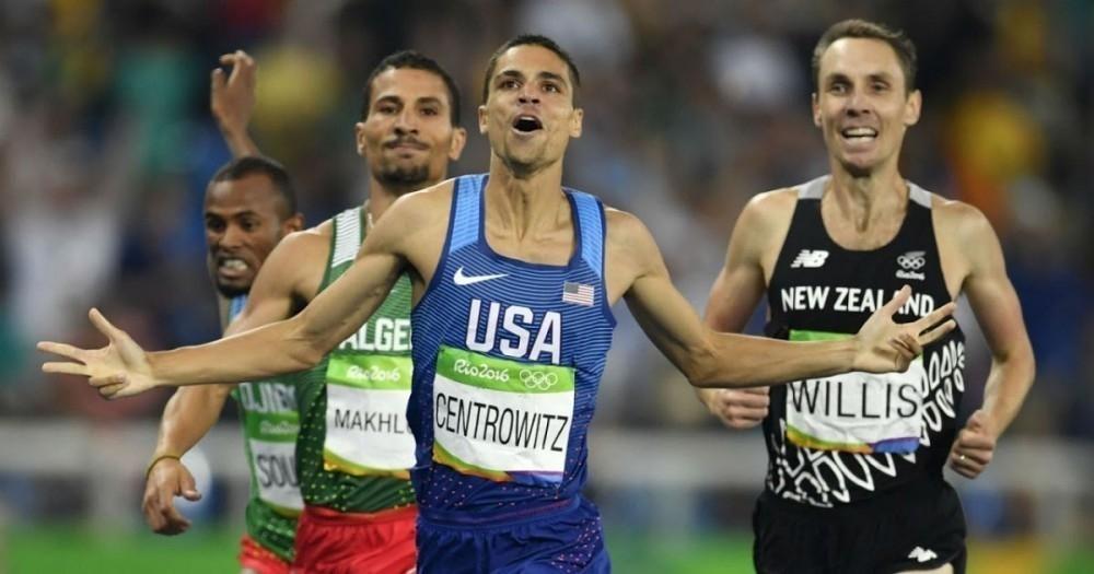 Final 1500 olímpica