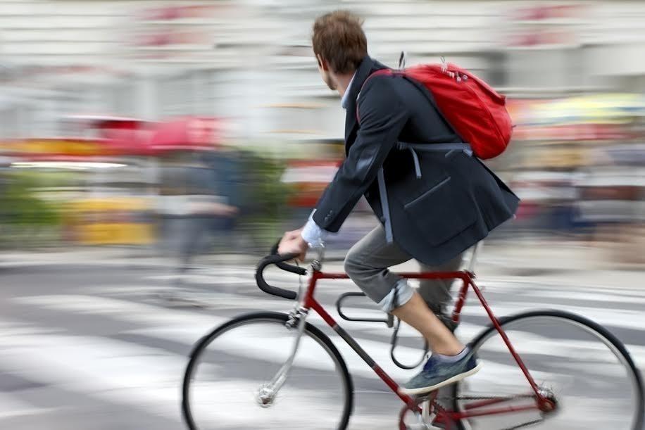 Prohiben los automóviles en Oslo - Bicicleta