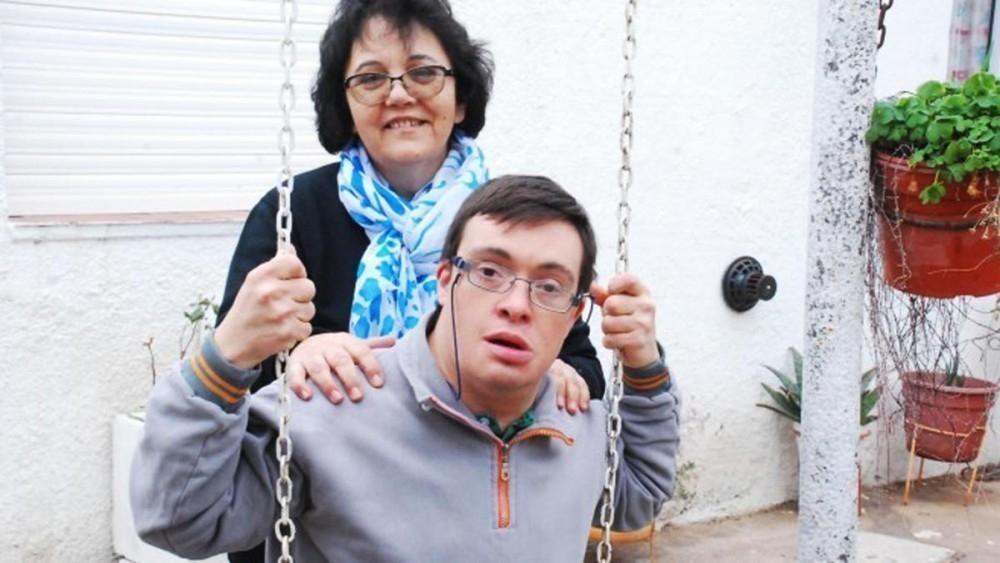 Rosita y Pablo- sindrome de down- historia