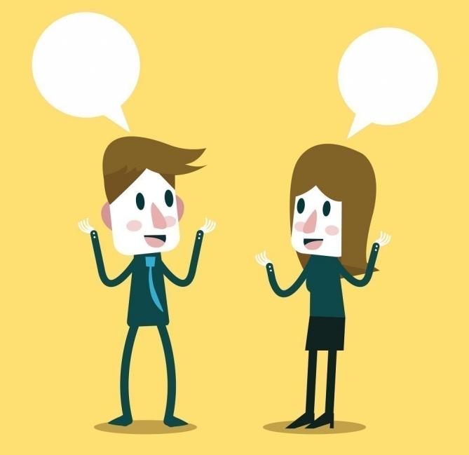 consejos para desbloquear tu creatividad- habla sobre tu idea