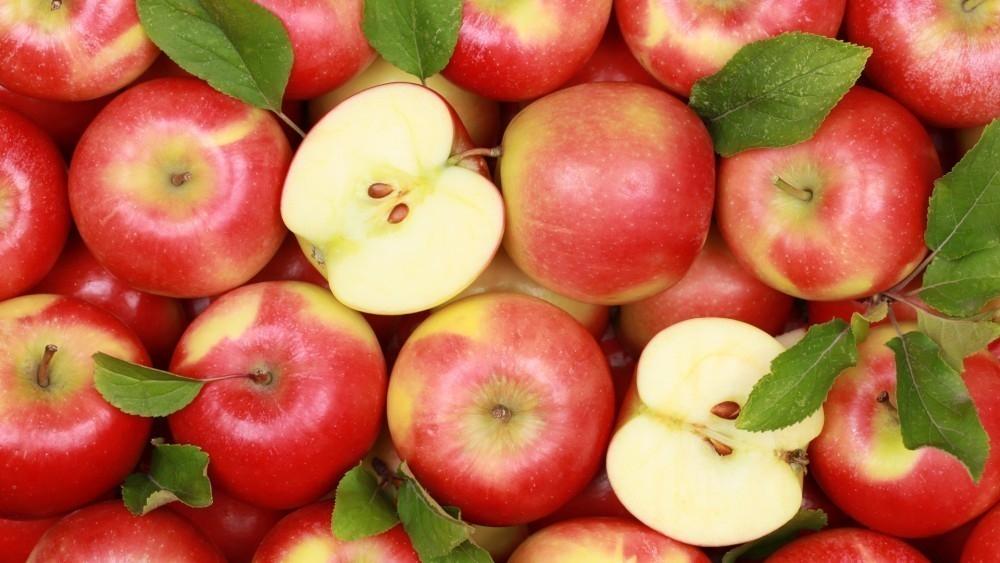 Pastel de manzanas y almendras sin harina ni cocción- ingredientes