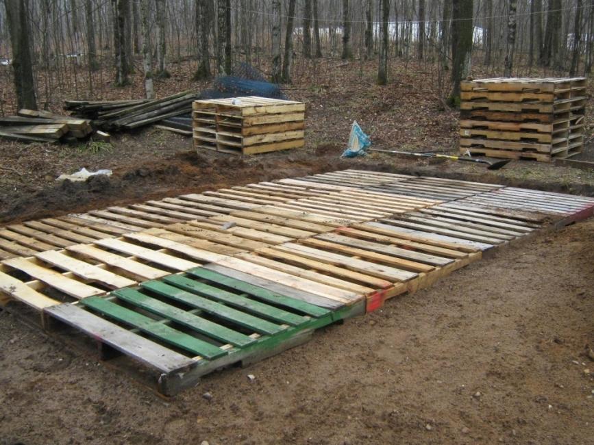 C mo construir un deck paso a paso con palets for Como hacer una pileta de material paso a paso