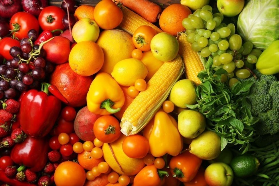 vegetales - coloridos