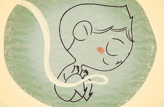bebé ilustración