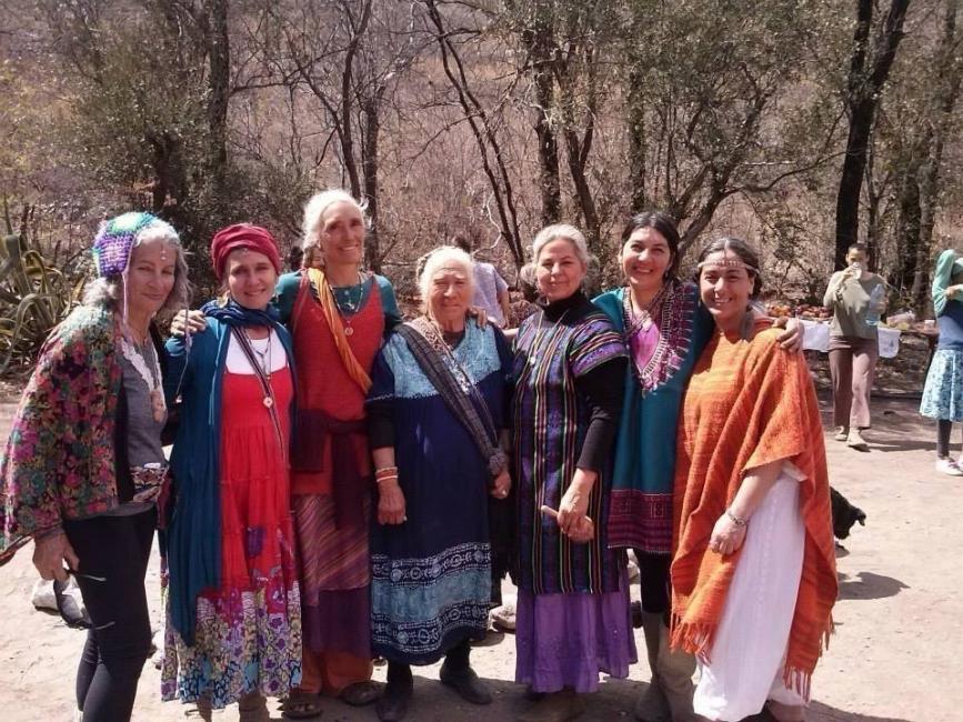 abuela margarita- enseñanzas ancestrales de vida