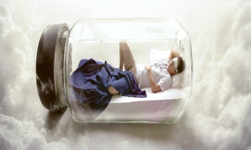 cosas extrañas que tu cuerpo hace mientras duermes