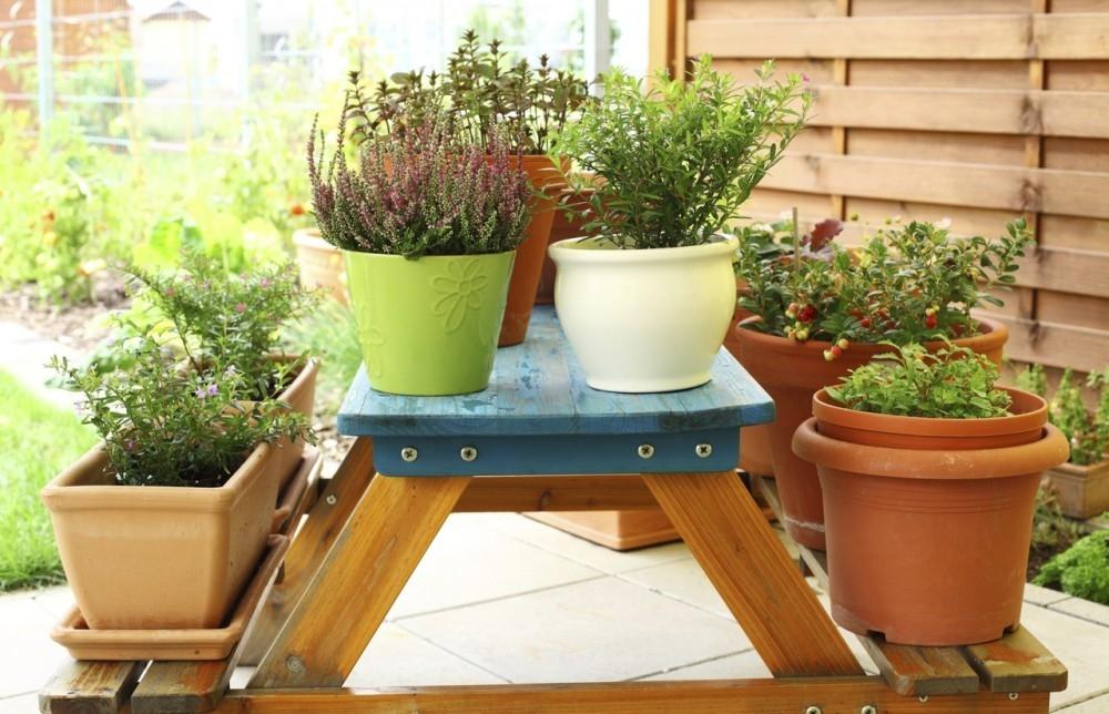 18 ideas para decorar patios y jardines - Como decorar un patio ...