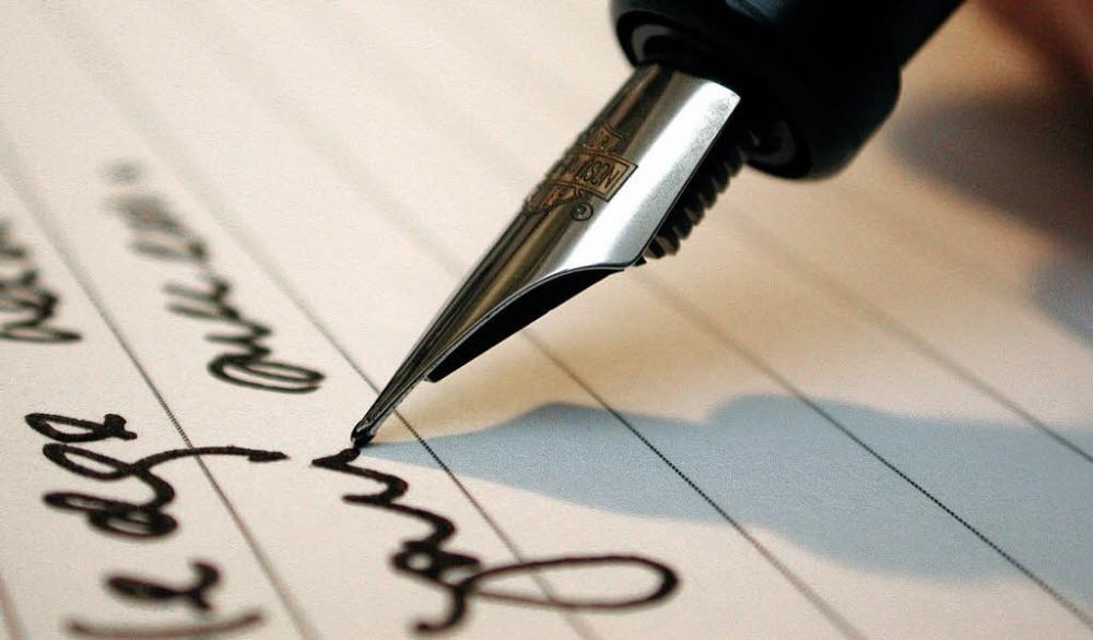 Qué dice tu caligrafía sobre ti