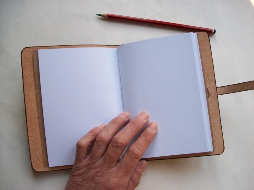 consejos para desbloquear tu creatividad- diario de ideas
