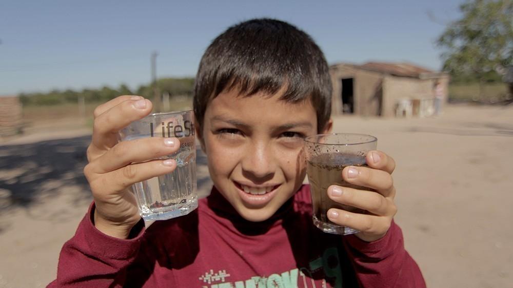proyecto agua segura- agua contaminada a potable