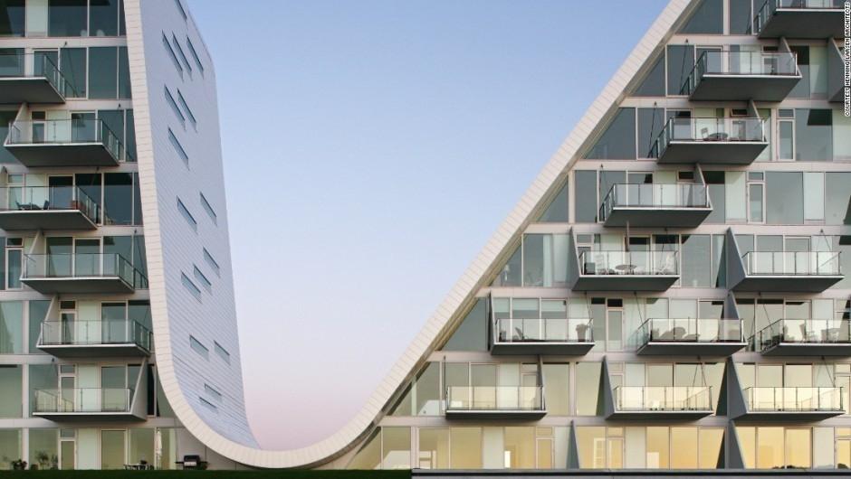 edificios para grandes ciudades