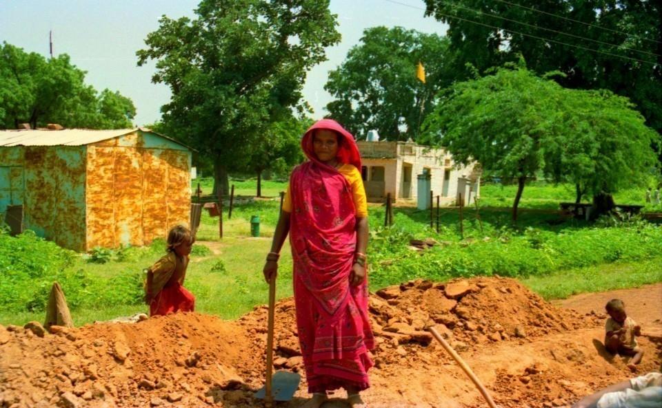 mujeres- agricultura- pobreza y hambre
