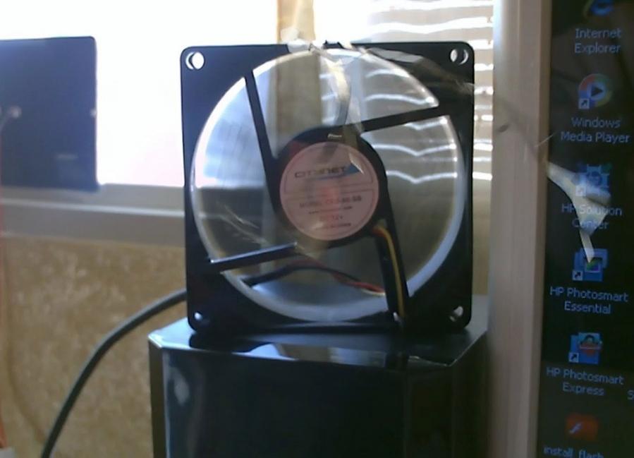 Hacer un ventilador casero