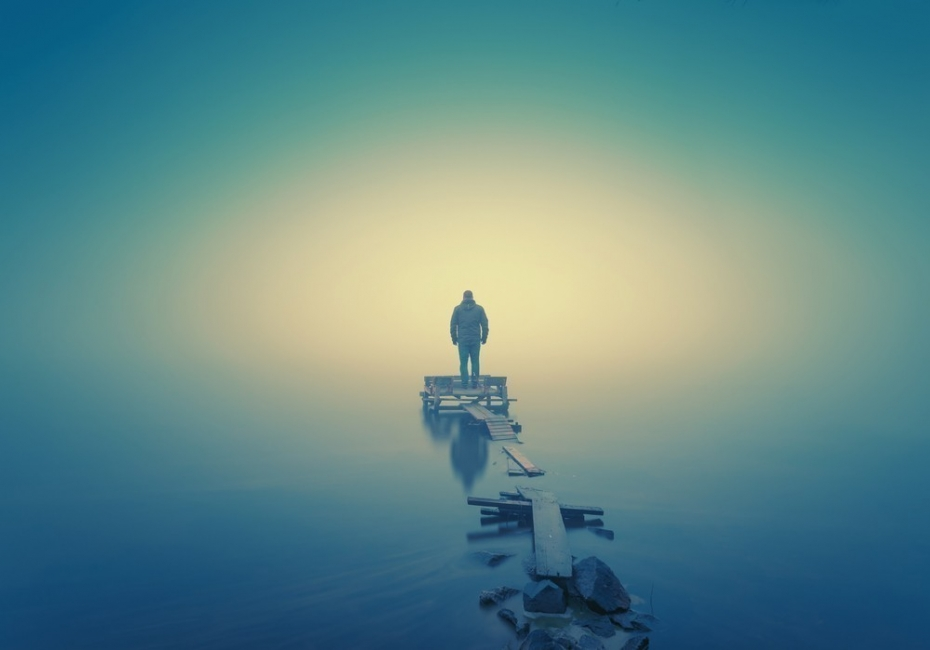 silencio y soledad
